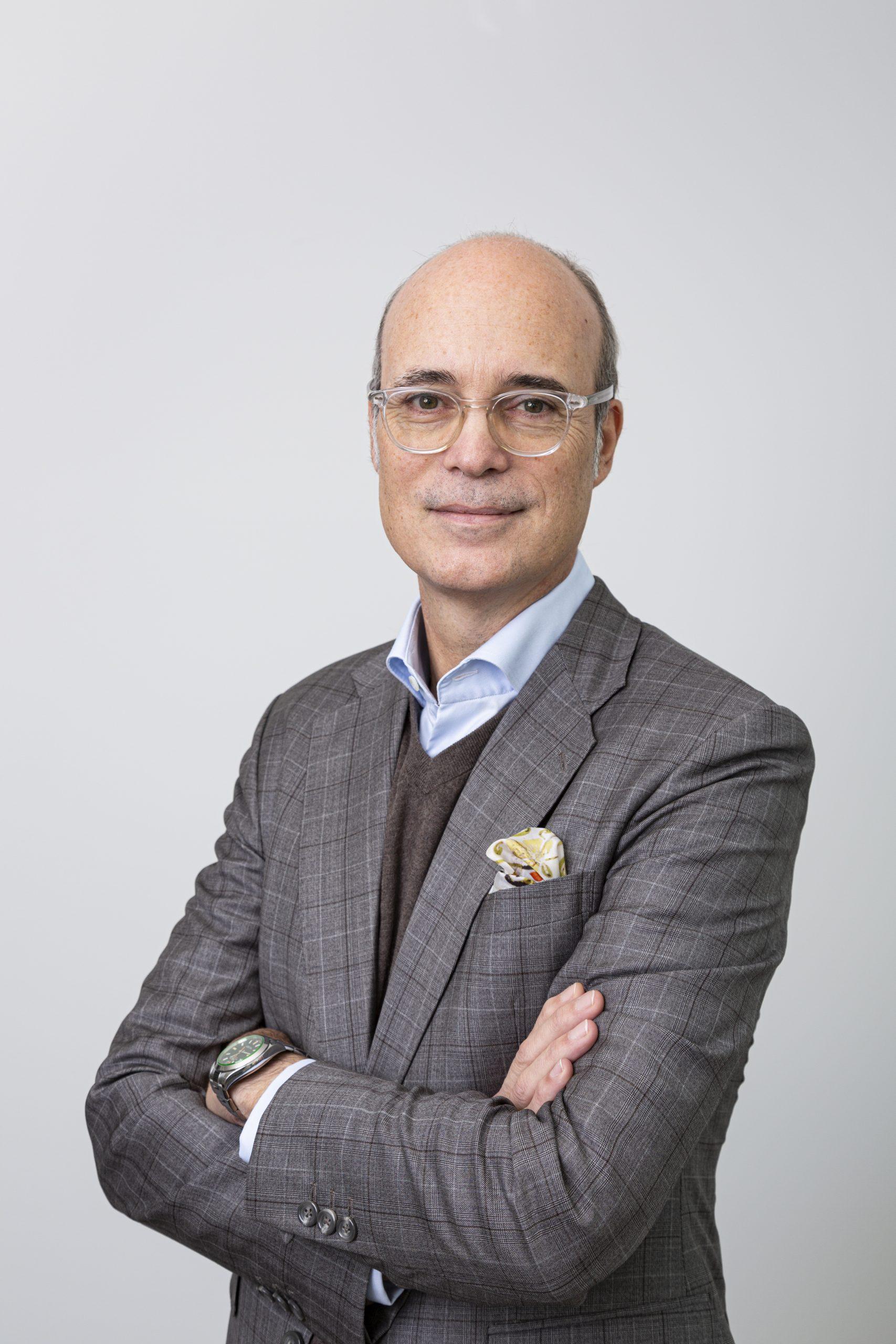 Oliver Hagedorn, CEO von avesco